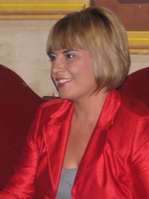 Guadiato Información - Aurora Rubio repite como candidata de IU a la alcaldía de Belmez - 2011020823075532826200_L